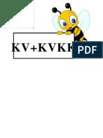 Kv + Kvkk Lebah