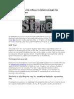 Πως να απενεργοποιείται stylesheets από κάποιο plugin που εγκαταστήσατε στο WP