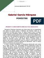 [P] Marquez - Moarte constantă dincolo de dragoste