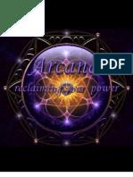 Arcana Reclaiming Your Power