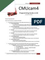 CMUcam4 Programming Guide