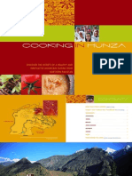 Hunza Cookbook