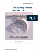 ReputatieCoaching Podcast Boek 2013 #1