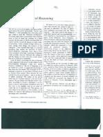 Perelman the New Rhetoric a Theory of Practical Reasoning