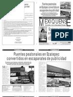 Versión impresa del periódico El mexiquense 18 junio 2013