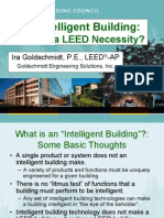 USGBC Intelligent Building Presentation