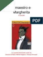 Estratti dal Fumetto su Maestro e Margherita