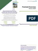 153 Postnatal Exercises