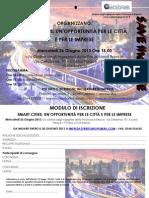 Ordine degli Ingegneri di Brescia seminario su Smart Cities 26 Giugno 2013