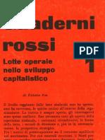 Quaderni+Rossi 1 - Lotte Operaie