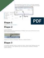 Synchronisation Dossier