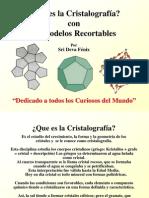 Modelos Cristalográficos