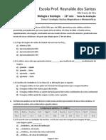 BG11_Teste_rochas_magmáticas_metamórficas_2012
