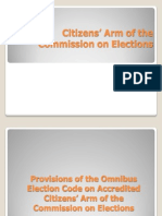 Citizens' Arm and Poll Watchers