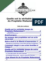Quelle est la véritable image du Prophète Muhammad ?