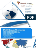 Swash Convergence Technologies Limited Infrastructure