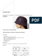 CLOCHE HAT « Weekend designer.pdf