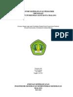 Resume Keperawatan Pediatrik Imunisasi Cov