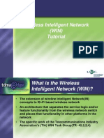 Wireless Intelligent Network WIN Tutorial
