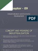 Industralisation& Eco Dvlpmnt