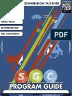 SGC 2013 Program Guide