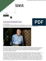 En La Mente de Mariano Castex _ El Identikit