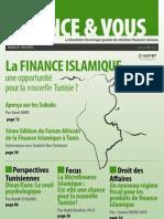 Newsletter Finance Vous Avril 2012