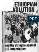 The Ethiopian Revolution and the Struggle Against U.S. Imperialism