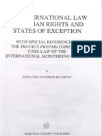 The International Law of Human Rights
