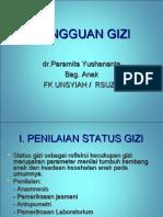 9. Gangguan Status Gizi