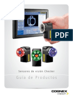 Checker Vision Sensors Product Guide