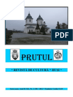 Revista Prutul, nr. 50, 2012