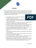 Lough Erne Declaration