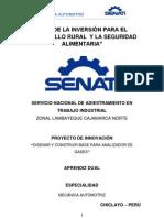 Monografía Senati