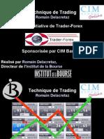 Technique de Trading Stochastique