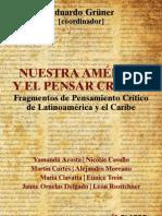 libro sobre pensamiento filosófico latinoamericano