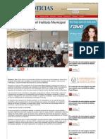 17-06-2013 Pepe Elías creará el Instituto Municipal de la Juventud