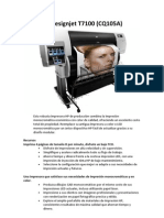 HP Designjet T7100 (CQ105A)