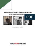 Acceso a La Ed en Contexto de Encierro_bs_as