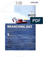 Legal Business - Branching Out - Feb 2013