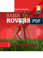 Documentos de Programa - ROVERS 1