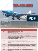 Case Study :Malaysia Airlines