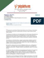 Revista Electronica de Psiquiatria