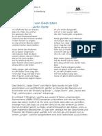 Gedichtsinterpretation Carpe Diem Opitz