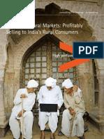 Accenture India Rural Report