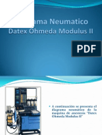 Diagrama Neumatico Ohmeda Modulus II