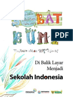 Di Balik Layar Menjadi Sekolah Indonesia