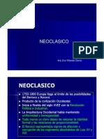 Clase 1 El Racionalismo Neoclasico Modo de Compatibilidad [1]