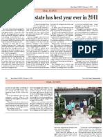 Sorensen Real Estate has best year ever in 2011 - Vero Beach 32963 2/02/12