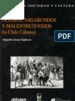 Alejandra Araya Espinoza - Ociosos, Vagabundos y Malentretenidos en Chile Colonial
